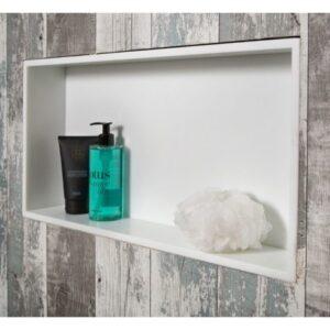 Inbouwnis badkamer