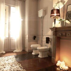 Standaard staand toilet